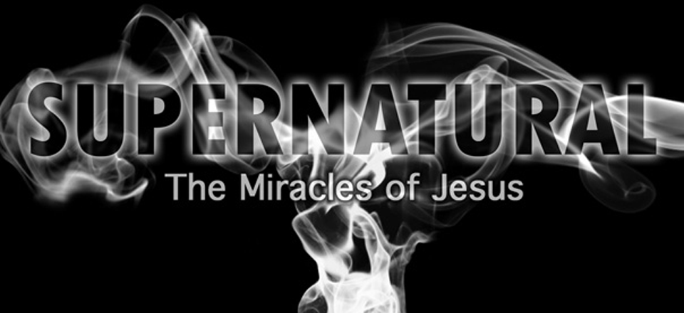 Miracles of Jesus - Today's Word