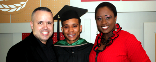 Personal Testimony – Ricardo Jr.'s Graduation from College