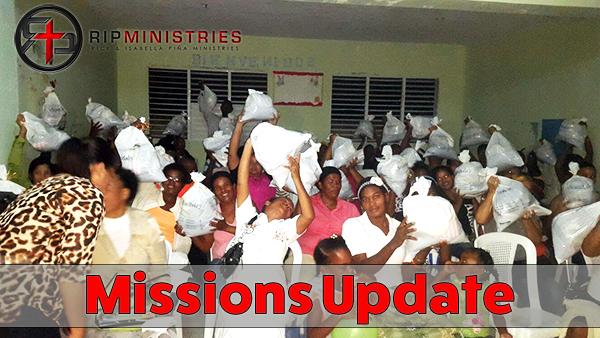 Missions Update (Jan 2016)